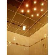 Зеркальные потолки. фото
