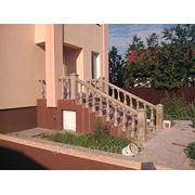 Балконное ограждение из бетонных балясин 1бб16, цена 120 грн.