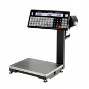 ВПМ-Т печатающие торговые весы с отделительной пластиной фото