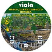 Комплект для капельного полива в сборе VIOLA 100 фото