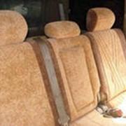 Восстановление салонов ретро-авто фото