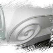Декоративные элементы из пенополистирола фото