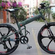 Велосипед HUMMER, 21 скорость. фото