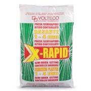 Однокомпонентный выравнивающий состав X-RAPID фото
