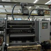 Продам бобинорезку PLUTO фирмы SOMA 2006 года выпуска (состояние - почти новое) для резки и намотки рулонных материалов. фото