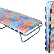 Раскладушка кровать марфа 1 фото