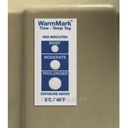 Термоиндикаторы химические одноразовые WarmMark™, ColdMark™ фото