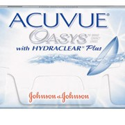 Линзы Acuvue Oasys with Hydraclear Plus, Johnson & Johnson фото