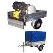 Установка высокого давления RO-JET 30/130 (Kroll) для чистки труб до 200 мм. фото