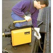 Электрическая машина для прочистки труб REMS Кобрa 32 фото