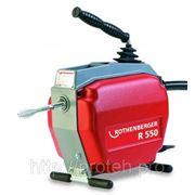 Электрическая машина для прочистки труб R 550 фото