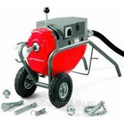 Машина для прочистки труб R 80 фото