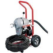 Машина для прочистки систем канализации K-1500 50-250мм фото