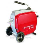 Машина для прочистки труб R 750 75-250мм фото