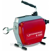 Машина для прочистки труб R 600 фото
