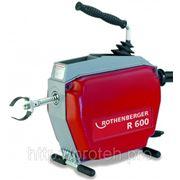 Электрическая машина для прочистки труб R 600 фото