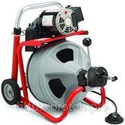 Электрическая прочистная машина барабанного типа K-400 фото