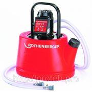 Промывочный насос для удаления накипи РОМАТИК 20 с автоматическим и регулируемым интервалом реверса потока фото