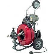 Канализационная прочистка электрическая VAL 90 50-250мм фото