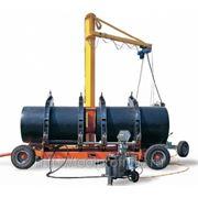 Электрогидравлическая машина для сваки труб Delta 1200 фото