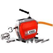 Прочистная машина R600 (Ротенбергер) для прочистки труб до 150 мм. фото