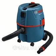 Промышленный пылесос Bosch GAS 15 L 060197B000 фото