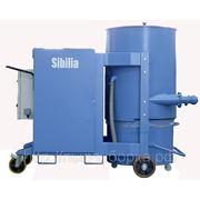 Промышленный пылесос Sibilia F100C - 15 кВт (с колесами), Челябинск фото