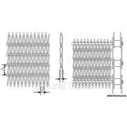 Сетка сборная одинарная транспортерная ТИП-3 (концы сварные) фото