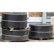 Лента шахтная (трудновоспламеняющаяся) 2ШМ ТК-200-2 4,5-3,5 3 прокладки фото