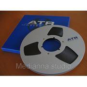 Магнитные ленты для катушечного магнитофона новые и б/у для профессиональной записи фото