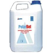 ПолярБет - пластификатор, позволяющий производить бетонные работы при температуре до -10 ° С фото