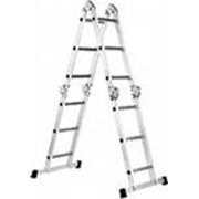 Лестницы металлические переносные для ремонтно-строительных работ фото