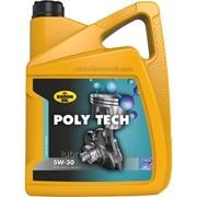 Машинное масло PolyTech 5w-30 5L pack фото