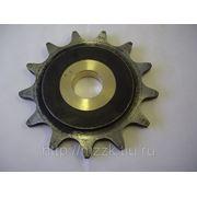 Звездочки к приводным роликам и втулочным цепям от t-12,7 до t-63,5 Диаметр до 1000мм фото
