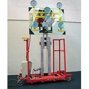 Рохля, подъемная тележка, кран с вакуумной присоской GOLIA GLASS фото