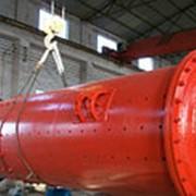 Шаровая мельница Ф2100×7000 фото