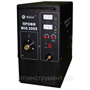 Полуавтомат инверторного типа ПРОФИ MIG-200S фото