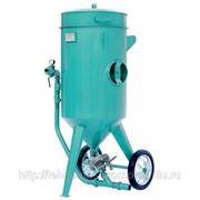 Установка песко-дробеструйная DSMG-160 - площадь обработки 5-27 м2/ч фото