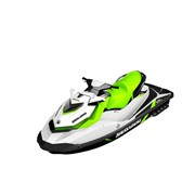 Гидроцикл Sea-Doo GTI STD 130 салатовый