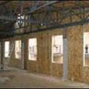 Дома быстровозводимые из SIP-панелей (конструкционных теплоизоляционных сэндвич-панелей) фото