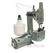 Мешкозашивочная машинка GK 9003. Машинки для сшивания брезента и зашивания толстых бумажных мешков! фото