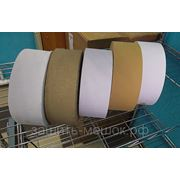 Окантовочная крепированная лента для мешкозашивочной машинки. фото