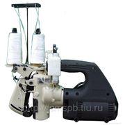 Мешкозашивочная машинка ручная GK 2006 (Union Special 2200A). Двойное продвижение материала. фото