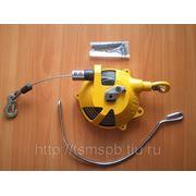 Подвесное устройство REVO для ручных мешкозашивочных машин, рабочая нагрузка от 5 до 10кг. фото