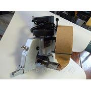 Мешкозашивочная машинка с бумажным окантователем портативная Yao Han N-600AC. фото
