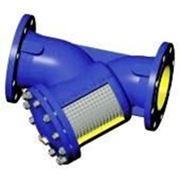 Фильтр сетчатый фланцевый V821 со сливной пробкой, Ду 15-400, Ру 16, тмакс . = 300 °С фото