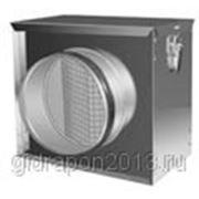 Фильтр бокс для круглых воздуховодов FBCr 100 фото