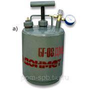Бачок для жидкого горючего БГ-08 ДМ фото