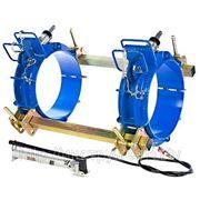 Двойной гидравлический позиционер для фиксации труб с функцией удаления овальности d 400-710 фото