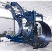 Гидравлическая машина для стыковой сварки трубопроводов PT 2000 фото